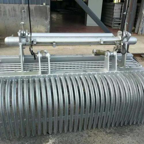 水利行业抓斗式清污机的产品特点